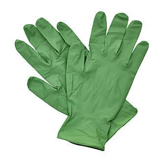 100 Large Biodegradable Disposable Nitrile Gloves alt image 2