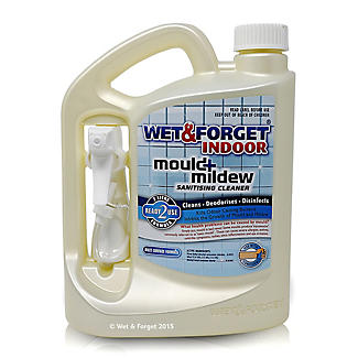 Wet & Forget Indoor Mould and Mildew Remover Spray 2 Litre