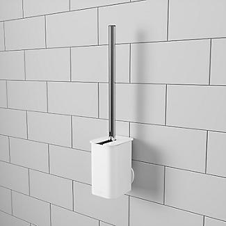 Umbra Flex Sure-Lock Suction Toilet Brush alt image 3