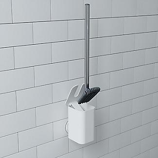 Umbra Flex Sure-Lock Suction Toilet Brush alt image 4