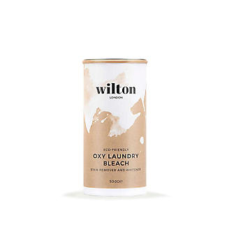 Wilton Eco-Friendly Oxy Laundry Bleach Stain Remover and Whitener
