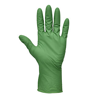 20 Biodegradable Disposable Nitrile Gloves Extra Small