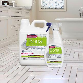 Bona Antibacterial Hard Floor Cleaner Refill 2.5L alt image 2
