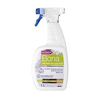 Bona Antibacterial Hard Floor Cleaner Spray 1L