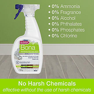 Bona Antibacterial Hard Floor Cleaner Spray 1L alt image 9