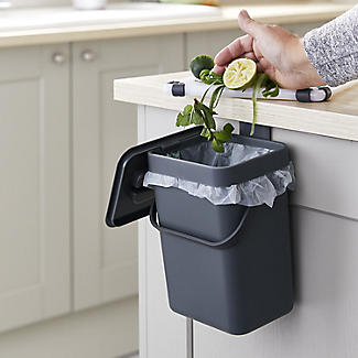 EKO Home! EasyStore Compost Caddy 3L alt image 2