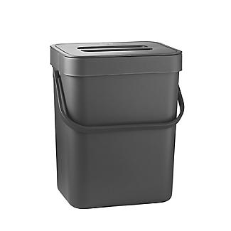 EKO Home! EasyStore Compost Caddy 3L alt image 4