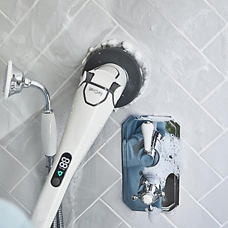 AirCraft PowerScrub Rechargeable Cordless Cleaning Kit PSCRUBWHT alt image 10