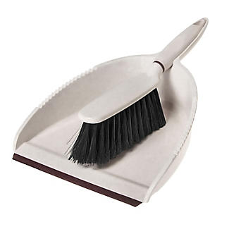 Greener Cleaner Recycled Plastic Dustpan and Brush Set