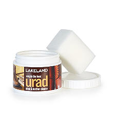 Urad Leather Shoe and Furniture Cleaner Paste 200g