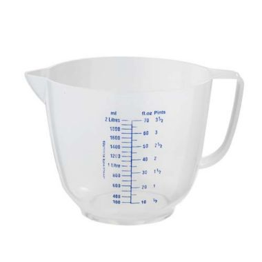 Mix Amp Measure Measuring Jug 2l Lakeland