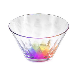 Kaleidoscope Unbreakable Plastic Picnicware - Serving Bowl 12cm