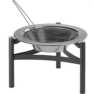 Dancook Outdoor Fire Pit & Barbecue Grill