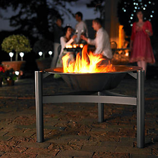 Dancook Outdoor Fire Pit & Barbecue Grill  alt image 2