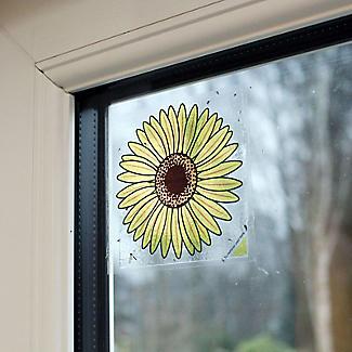 4 Window Fly Trap Stickers alt image 2