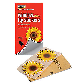 4 Window Fly Trap Stickers alt image 3