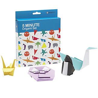 5 Minute Origami