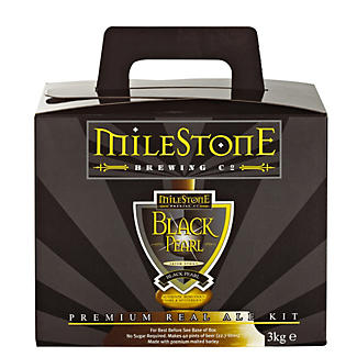 Milestone Brewery Black Pearl Ale
