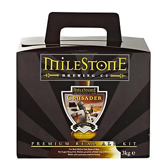 Milestone Brewery Crusader Ale