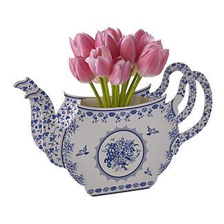 Party Porcelain Teapot Vase