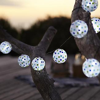 Dotty Party Lanterns