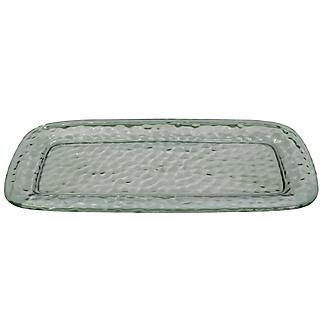 Glaseffekt Picknickgeschirr aus Melamin - Servierplatte