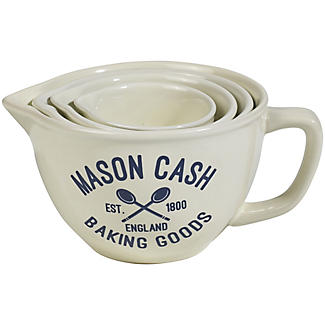 Mason Cash Varsity 4 Measuring Cups & Jugs Set  alt image 1