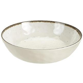 Tivoli Melamine Bowl - Stone Effect