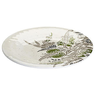 Tivoli Melamine Side Plate - Floral