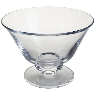 LSA Serve Footed Bowl