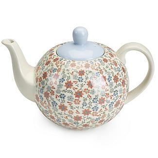 Ditsy Blossom Teapot