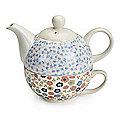 Ditsy Blossom Tea For One