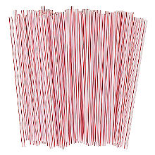 100 Strohhalme