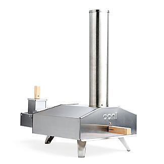 Uuni 3 Wood-Fired Outdoor Pizza Oven with Baking Stone