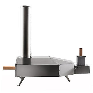 Uuni 3 Wood-Fired Outdoor Pizza Oven with Baking Stone alt image 5