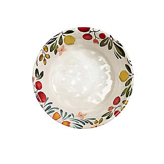 Lemon Grove Melamine Bowl