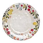 Lemon Grove Melamine Dinner Plate