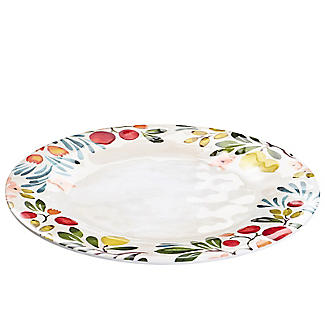 Lemon Grove Melamine Dinner Plate alt image 4