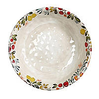 Lemon Grove Melamine Salad Bowl