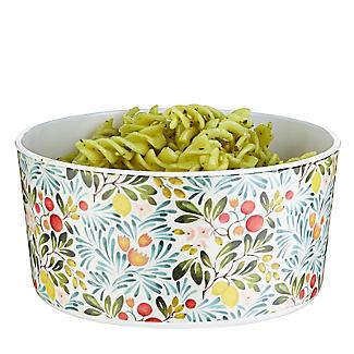 Lemon Grove Lidded Melamine Serve and Store Bowl Duo alt image 5