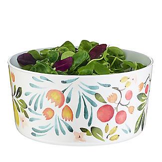 Lemon Grove Lidded Melamine Serve and Store Bowl Duo alt image 6