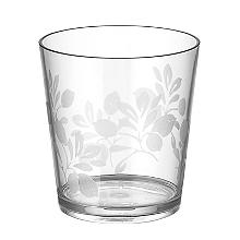 Lemon Grove Etched Short Tumbler 450ml