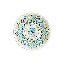 Moroccan Bloom Melamine Bowl