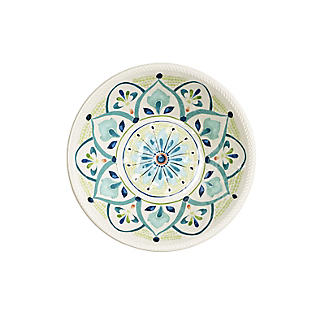 Moroccan Bloom Melamine Bowl