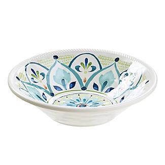 Moroccan Bloom Melamine Bowl alt image 2