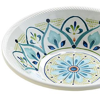 Moroccan Bloom Melamine Bowl alt image 3