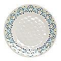 Moroccan Bloom Melamine Dinner Plate