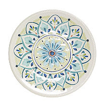Moroccan Bloom Melamine Side Plate