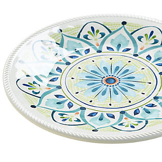 Moroccan Bloom Melamine Side Plate alt image 2