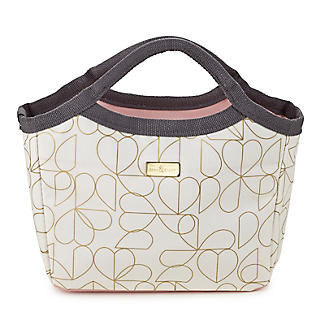 Beau and Elliot Oyster Insulated Lunch Bag 4L